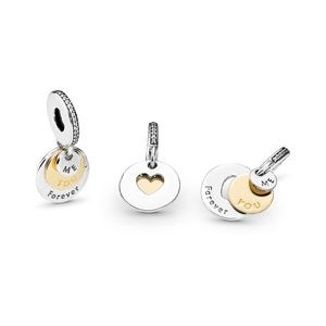 Pandora Jewelry - You Are My Sunshine Dangle Charm, PANDORA Shine